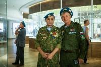 ветераны-десантники на день ВДВ в Туле, Фото: 7