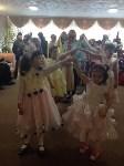 Для детей украинских переселенцев организовали новогоднюю праздничную программу, Фото: 7