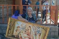 В Плеханово начали сносить дома в цыганском таборе, Фото: 15