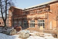 Строительство музейного комплекса на территории Тульского кремля, Фото: 1