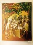 выставка тульского художника, пропавшего в Кармадоне с Сергеем Бодровым, Фото: 14