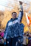 Второй этап эстафеты олимпийского огня: Зареченский район, Фото: 54