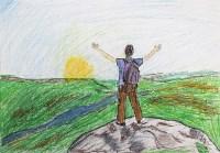 Ефремов Степан, 7 лет «Свободная, здоровая жизнь-мой выбор», Фото: 31