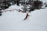 Второй этап чемпионата и первенства Тульской области по горнолыжному спорту., Фото: 10