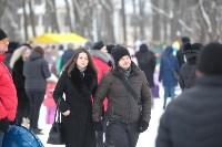 В Центральном парке Тулы прошли масленичные гуляния, Фото: 26