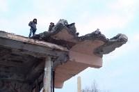 В Туле начали ломать здание бывшего кинотеатра «Салют», Фото: 8