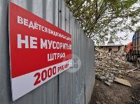 Снос незаконных павильонов в Заречье, Фото: 33