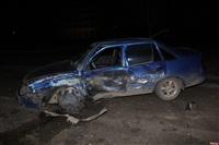 В Щегловской Засеке столкнулись две легковушки, Фото: 8