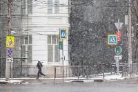 Мартовский снег в Туле, Фото: 24