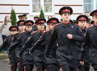 Воспитанникам суворовского училища вручили удосоверения, Фото: 35