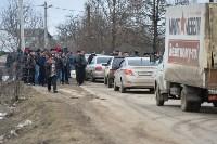 Бунт в цыганском поселении в Плеханово, Фото: 19