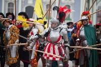 Средневековые маневры в Тульском кремле. 24 октября 2015, Фото: 181