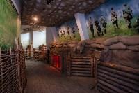 Музей оружия здание-шлем, Фото: 39