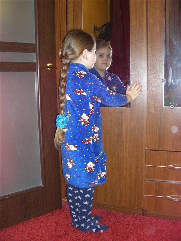 Дарина Ткачёва фото№2,(5 лет) диаметр 12,5 см.