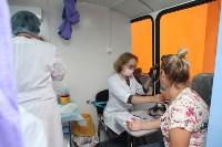 В торговых центрах туляки могут сделать бесплатную прививку от гриппа , Фото: 15