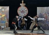 В музее оружия показали театральное шоу, Фото: 22