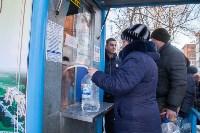Очереди за водой в Пролетарском округе, Фото: 6