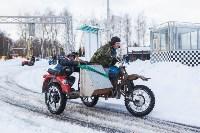 От зимнего мототоксикоза – мотослет «Самовар-Треффен» , Фото: 86