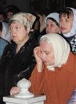 Пасхальная служба в Успенском соборе. 20.04.2014, Фото: 14