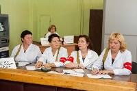 Учения МЧС в убежище ЦКБА, Фото: 8