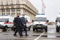 Алексей Дюмин передал региональному Центру медицины катастроф 39 новых автомобилей, Фото: 34