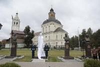 Открытие бюста Николаю Афанасьеву, Фото: 7