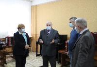 Депутаты Тульской облдумы посетили производство музыкальных инструментов, Фото: 16