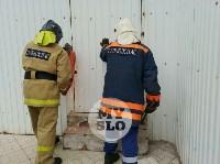 Пожар в Щекино, Фото: 17