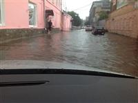 Центр Тулы затопило, Фото: 4