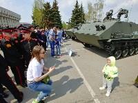 День Тульской дивизии ВДВ: на площади Ленина приземлились парашютисты, Фото: 108