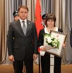 В правительстве жителям Тульской области вручили государственные и региональные награды, Фото: 17
