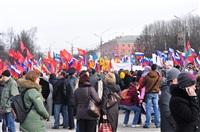 В Туле прошел митинг в поддержку Крыма, Фото: 32