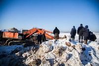 Новая коммунальная авария в Пролетарском округе, Фото: 38