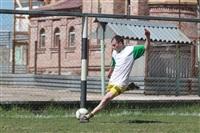 Тульские журналисты сыграли в футбол с зэками, Фото: 4