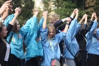 В Туле прошел ежегодный парад студентов, Фото: 12