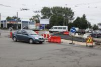Ремонт трамвайного переезда на улице Пролетарской, Фото: 1