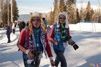 Состязания лыжников в Сочи., Фото: 49