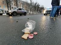 На проспекте Ленина в Туле насмерть сбили пешехода, Фото: 7