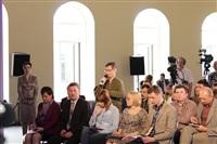Разговор с губернатором Тульской области Владимиром Груздевым, Фото: 30