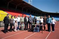 Тульские легкоатлеты бьют рекорды, Фото: 33