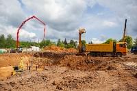 Строительство перинатального центра в Туле. 14.05.19, Фото: 22
