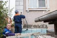 Группа быстрого реагирования УФССП помогла повторно за долги отключить тулячке газ, Фото: 23