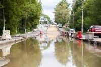 Затопленные ул. Мосина и ул. Тимирязева, Фото: 7