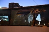 Столкнулись автобус и трамвай. 17 февраля 2016 года, Фото: 4