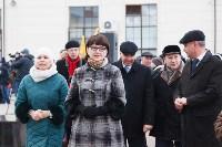 Открытие экспозиции в бронепоезде, 8.12.2015, Фото: 37