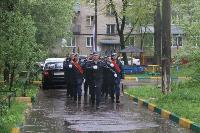 У домов тульских ветеранов прошли парады, Фото: 18
