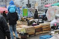 Стихийный рынок на ул. Пузакова, Фото: 15
