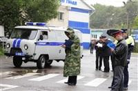В Туле полицейские соревнуются в мастерстве, Фото: 2