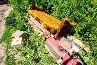 Снос домов в Плеханово. 6 июля 2016 года, Фото: 42