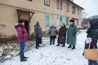 Аварийное жильё в пос. Социалистический Щёкинского района, Фото: 21